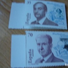 Sellos: ESPAÑ 1998 GRABADORES ESPAÑOLAS EDIFIL 3350/51 NUEVOS SIN CHARNELASS. Lote 223967442