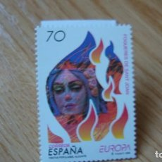 Sellos: ESPAÑA 1998 FIESTAS POPULARES EDIFIL 3542 NUEVO SIN CHARNELAS. Lote 223968220