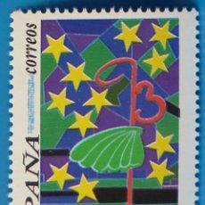 Selos: ESPAÑA 1993 EDIFIL 3269 DISEÑO INFANTIL MNH. Lote 224189815