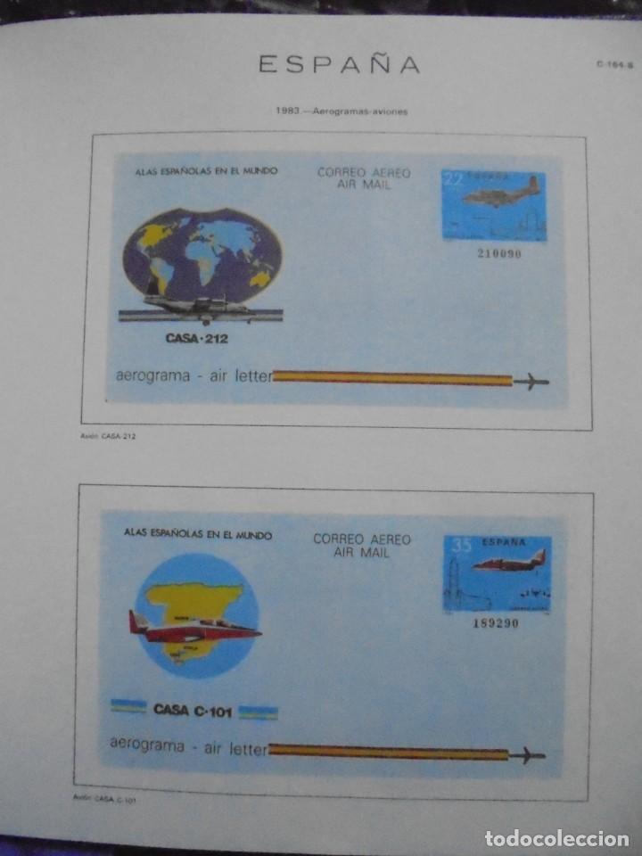 Sellos: ALBUM FIVA. ESPAÑA 1983 - 1991. SELLOS Y BLOQUES. COMPLETO DE HOJAS NO DE SELLOS. VER FOTOS - Foto 10 - 224273397