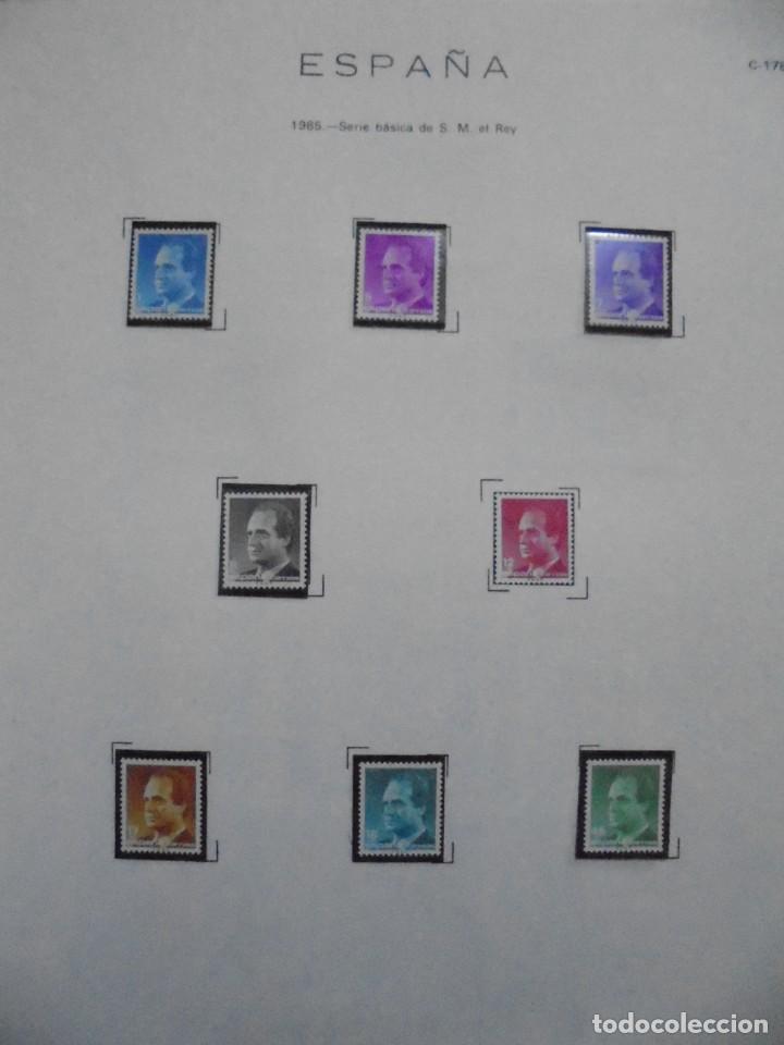 Sellos: ALBUM FIVA. ESPAÑA 1983 - 1991. SELLOS Y BLOQUES. COMPLETO DE HOJAS NO DE SELLOS. VER FOTOS - Foto 19 - 224273397