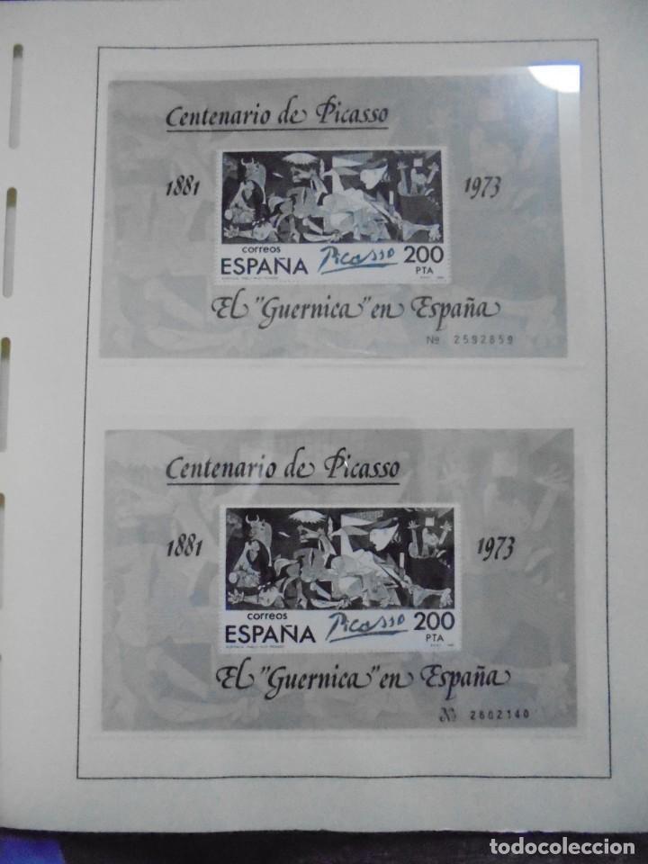 Sellos: ALBUM FIVA. ESPAÑA 1983 - 1991. SELLOS Y BLOQUES. COMPLETO DE HOJAS NO DE SELLOS. VER FOTOS - Foto 45 - 224273397
