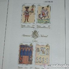 Sellos: ESPAÑA EDIFIL 3236*** - AÑO 1992 - PATRIMONIO ARTISTICO NACIONAL - CODICES 2. Lote 224279273