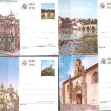Sellos: SELLOS DE ESPAÑA AÑO 1997 ENTEROS POSTALES NUEVOS**. Lote 224634475