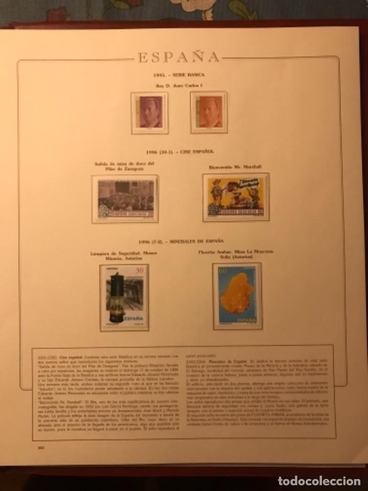 SELLOS DE ESPAÑA AÑO 1996 (Sellos - España - Juan Carlos I - Desde 1.986 a 1.999 - Nuevos)