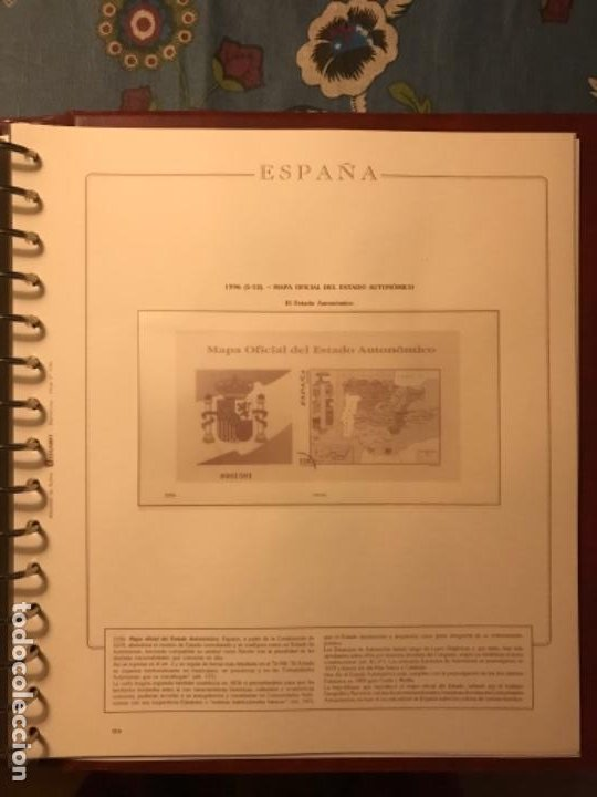 Sellos: SELLOS DE ESPAÑA AÑO 1996 - Foto 14 - 224873777