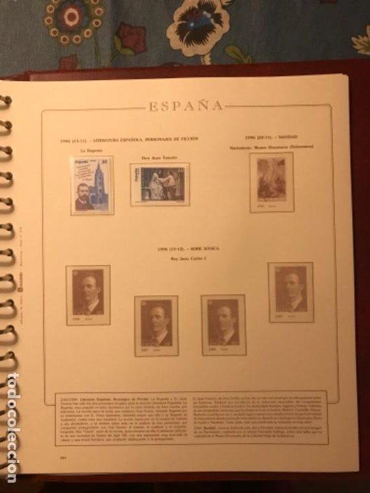 Sellos: SELLOS DE ESPAÑA AÑO 1996 - Foto 13 - 224873777