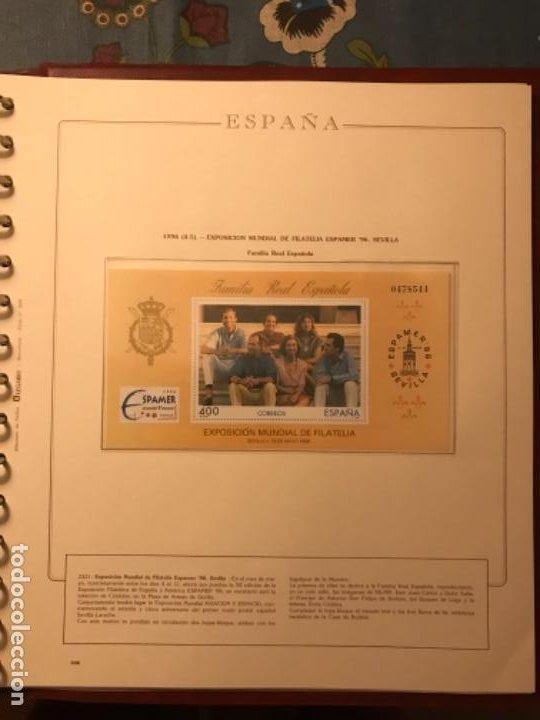 Sellos: SELLOS DE ESPAÑA AÑO 1996 - Foto 6 - 224873777