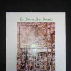 Sellos: EDIFIL 3595. 1998, LA SEO DE SAN SALVADOR DE ZARAGOZA. NUEVO.. Lote 225713725