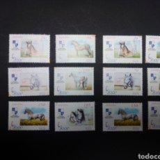 Sellos: EDIFIL 3608/3613. EXPOSICIÓN MUNDIAL DE FILATELIA. 1998.. Lote 225880326