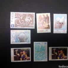 Sellos: LOTE DE SELLOS DE 1999. NUEVOS SIN USAR.. Lote 225886585