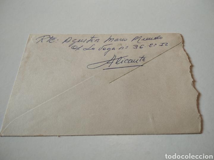 Sellos: Sobre con sello - Foto 2 - 227468270