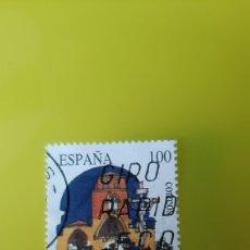 Sellos: MÚSICA TAMBORES ALCAÑIZ 1993 EDIFIL 3249 USADA LUJO.GIRO FILATELIA COLISEVM COLECCIONISMO. Lote 227856855