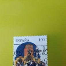 Sellos: ALCAÑIZ TERUEL TAMBORES MUSICA ESPAÑA 1993 EDIFIL 3249 USADO COLECCIONISMO COLISEVM FILATELIA. Lote 227857150