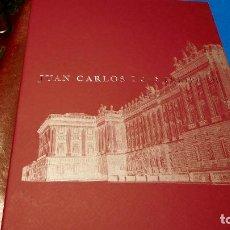 Sellos: TRIPTICO 'JUAN CARLOS I/FELIPE VI' DE CORREOS, PUBLICADO EN 2015. Lote 228776740
