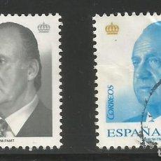 Sellos: ESPAÑA - JUAN CARLOS I - EDIFIL 4362 + 3861 - USADOS - ENVIOS COMBINADO - VER A MIS OTROS LOTES. Lote 230049400