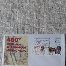Selos: EDIFIL 3598/9 ESPAÑA 1998 CENTENARIO MÉXICO COLECCIONISMO O ALMACÉN DO COLISEVM. Lote 230715050