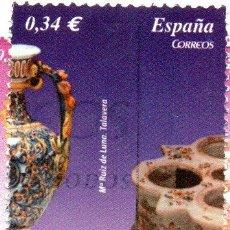 Sellos: 2010 CERÁMICA ESPAÑOLA EDIFIL 4544 USADO. Lote 232663585