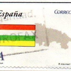 Sellos: 2010 AUTONOMÍAS - LA RIOJA EDIFIL 4525 USADO. Lote 232674380