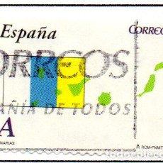 Sellos: 2010 AUTONOMÍAS - CANARIAS EDIFIL 4527 USADO. Lote 232674535