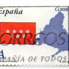 Sellos: 2011 AUTONOMÍAS - COMUNIDAD DE MADRID 4616 USADO. Lote 232676166