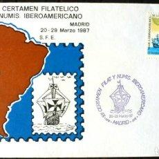 Sellos: SELLOS ESPAÑA 1987 - FOTO 336. Lote 234534640
