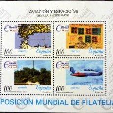 Sellos: SELLOS ESPAÑA 1996- FOTO 532 - Nº 3433, BL. NUEVO. Lote 234715465