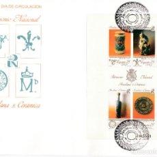 Sellos: ESPAÑA.- Nº 3115 PATRIMONIO ARTISTICO NACIONAL CERAMINA. Lote 234891960