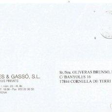 Sellos: PAGÉS & GASSÓ. Lote 234906010