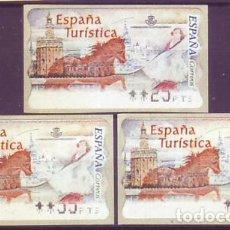 Sellos: ATM, ESPAÑA TURÍSTICA. Lote 235265955