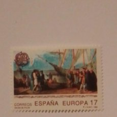 Sellos: SELLOS ESPAÑA 1992. Lote 235377565