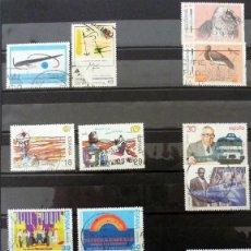 Sellos: SELLOS ESPAÑA - FOTO 735 - LOTE 401 - SERIES COMPLETAS,USADO. Lote 235783250