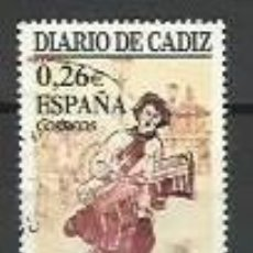Sellos: AÑO 2003.-SERIE DIARIO CENTENARIO.CÁDIZ.-EDIFIL 3995. Lote 235962505