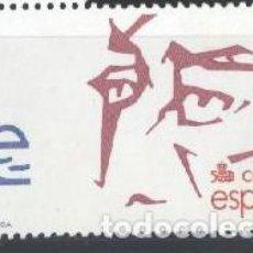 Sellos: ESPAÑA - AÑO 1988 - EDIFIL 2973 - Vº CENTENARIO DEL DESCUBRIMIENTO DE AMÉRICA - USADO. Lote 236514695