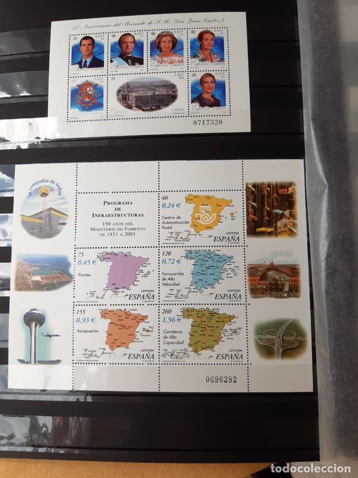 Sellos: GRAN COLECCION DE SELLOS DE ESPAÑA 1975 - 2009 - Foto 4 - 236812485