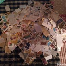 Selos: 400 GRAMOS DE SELLOS DE ESPAÑA USADOS. Lote 236838310