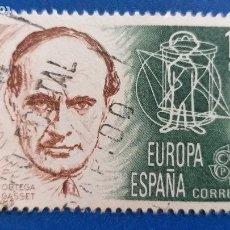 Sellos: USADO. EDIFIL 2569. AÑO 1980. EUROPA-CEPT - JOSÉ ORTEGA Y GASSET.. Lote 236861550