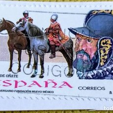 Sellos: SELLO ESPAÑA 1998 – 400 ANIVERSARIO NUEVO MÉXICO 3598. Lote 237472105