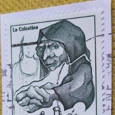 Sellos: SELLO ESPAÑA 1998 LA CELESTINA 3538. Lote 237480550