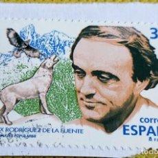 Sellos: SELLO ESPAÑA 1998 FÉLIX RODRÍGUEZ DE LA FUENTE 3546. Lote 237483590