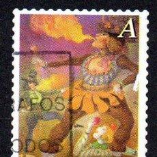 Timbres: EDIFIL 4140 ESPAÑA 2005 EL CIRCO. USADO. Lote 238120190