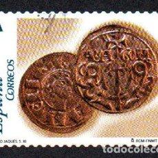 Timbres: EDIFIL 4054 ESPAÑA 2004 ARTE ROMÁNICO DE ARAGÓN. USADO. Lote 238171105