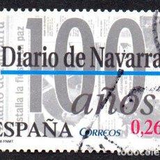 Timbres: EDIFIL 4000 ESPAÑA 2003 DIARIOS CENTENARIOS. USADO. Lote 238204695