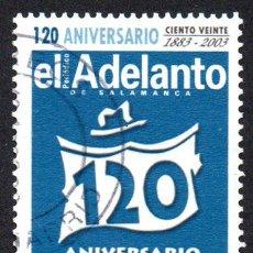 Timbres: EDIFIL 4002 ESPAÑA 2003 DIARIOS CENTENARIOS. USADO. Lote 238204790