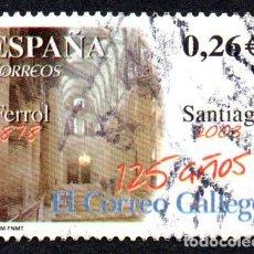 Timbres: EDIFIL 4011 ESPAÑA 2003 150. DIARIOS CENTENARIOS. USADO. Lote 238207425