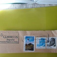 Selos: ESPAÑA 2007 FAROS CEUTA .EDIFIL 4348 C USADO MATASELLO EDIFIL 3857 3858 USADO BÁSICA REY. Lote 238207880