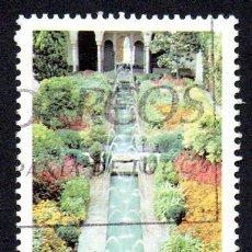 """Timbres: EDIFIL 3796 ESPAÑA 2001 EMISIÓN """"EUROPA"""". EL AGUA, RIQUEZA NATURAL. USADO. Lote 238280670"""
