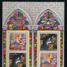 Timbres: ESPAÑA NAVIDAD 2001 EDIFIL 3837 EMISIÓN CONJUNTA CON ALEMANIA - NUEVA MNH. Lote 273431438