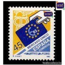 Selos: ESPAÑA 1992. EDIFIL 3226. MERCADO ÚNICO EUROPEO. NUEVO** MNH. Lote 240482975