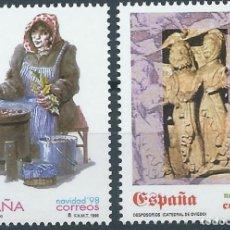 Selos: 1998. ESPAÑA. EDIFIL 3596/7**MNH. NAVIDAD.. Lote 241000455